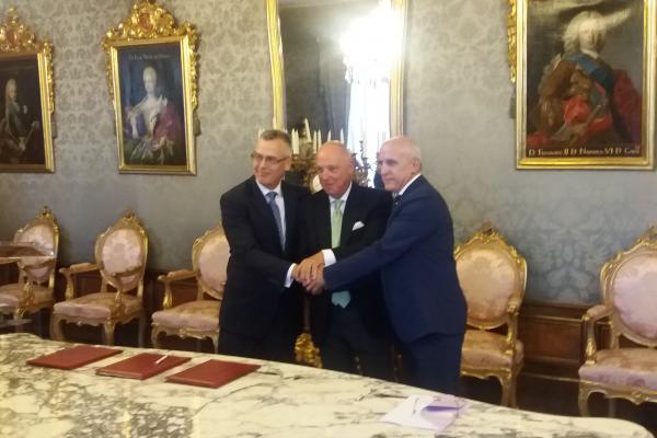 Acuerdo de integración de la Cámara de Navarra en Bihartean