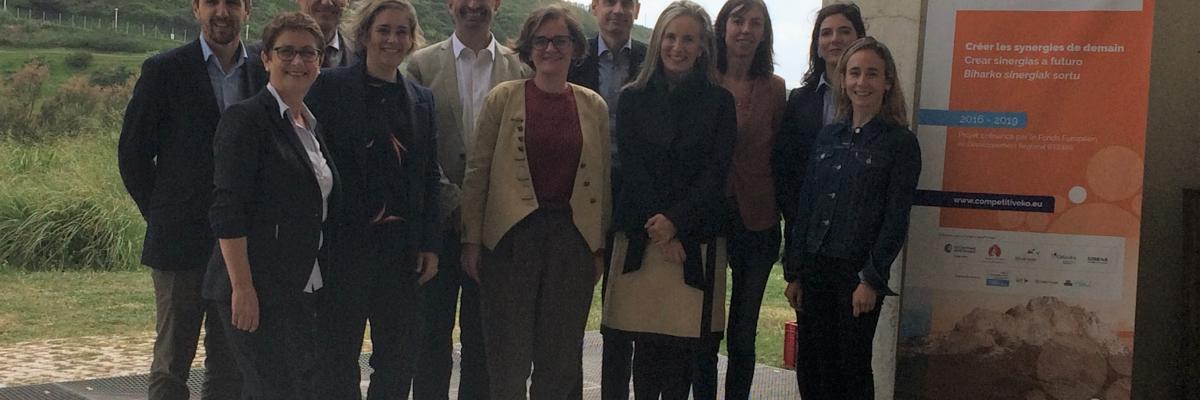 COMPETITIV'EKO, projet transfrontalier sur la compétitivité des PME