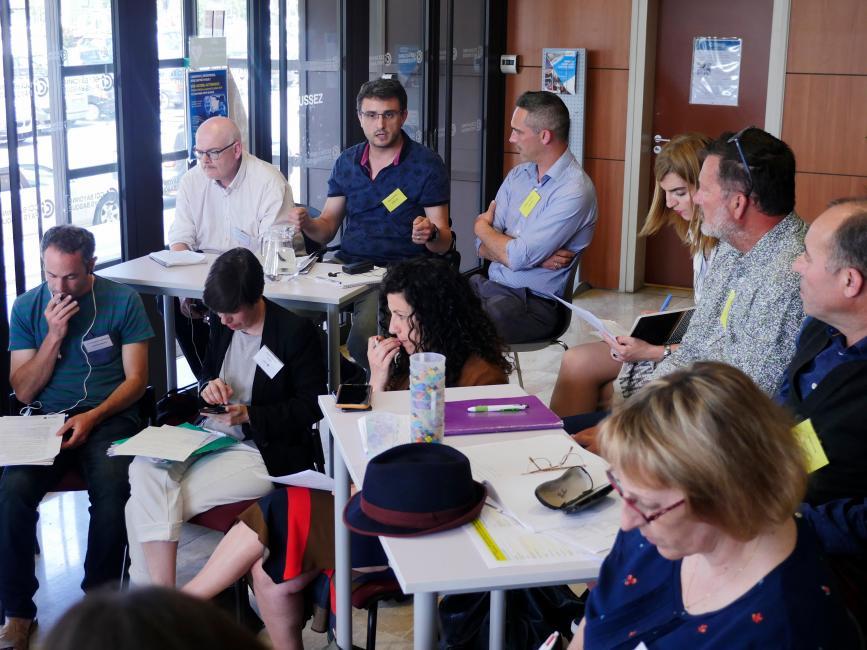 ORHI- Proyecto sobre la economía circular