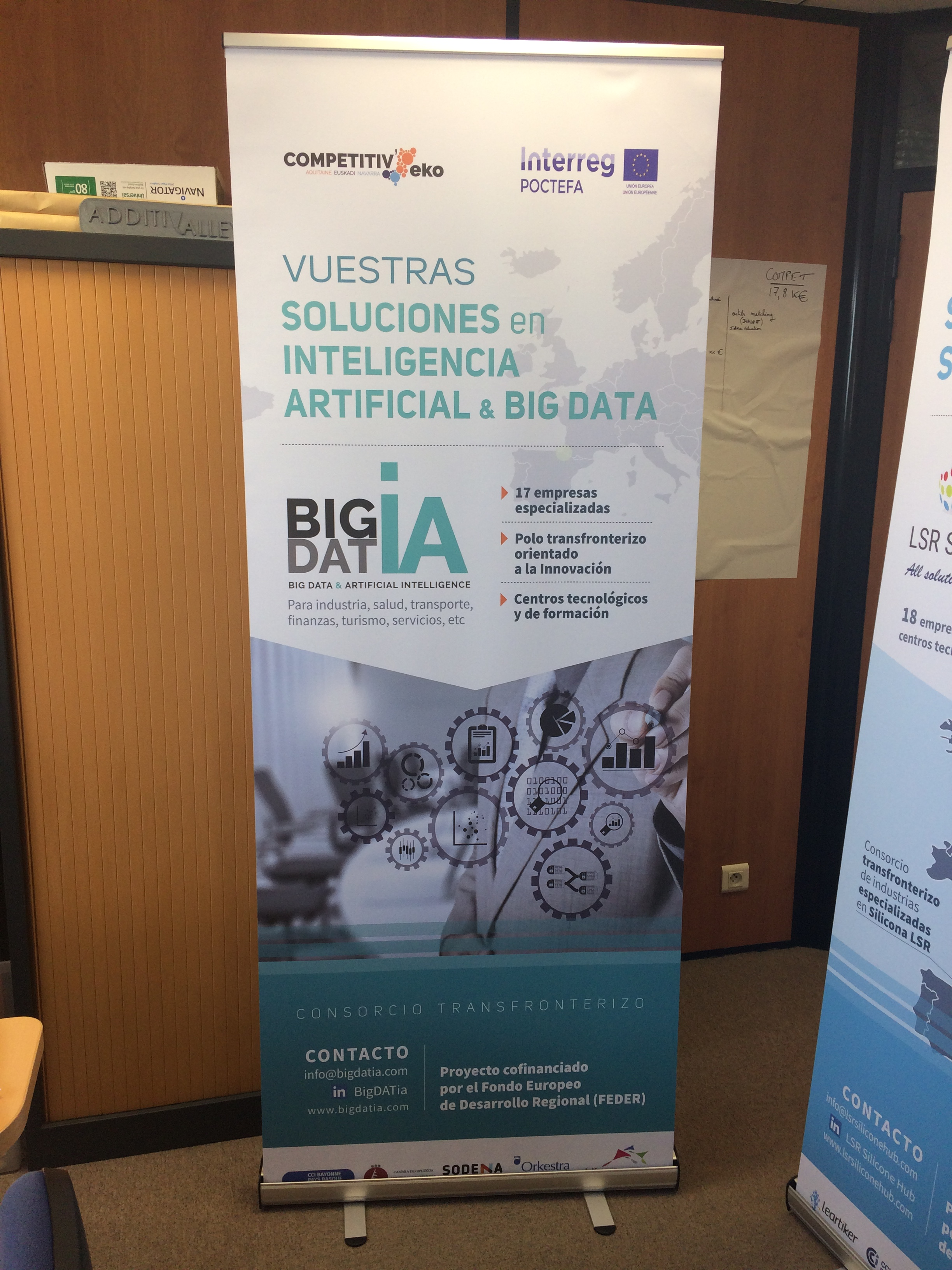 BIG DATIA, Pôle d'intelligence artificielle